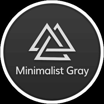 Minimalist Gray